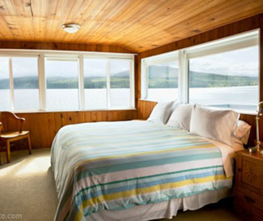 Puget Sound Getaway From Seattle: Chevy Chase Beach Cabins