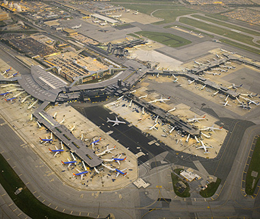 America's Best and Worst Airports for Delays: Baltimore/Washington International Thurgood Marshall Airport (BWI)