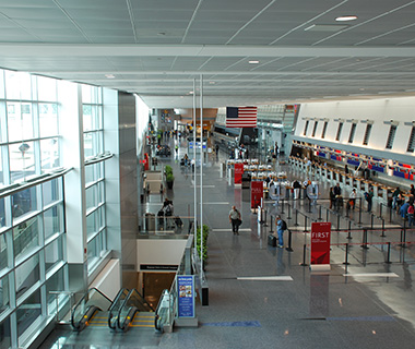 America's Best and Worst Airports for Delays: Boston Logan International Airport (BOS)