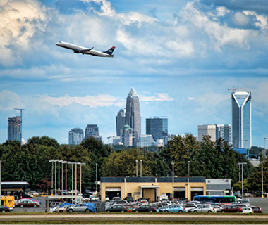 America's Best and Worst Airports for Delays: Charlotte Douglas International Airport (CLT)