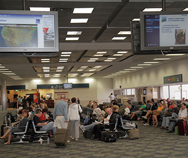 America's Best and Worst Airports for Delays: Fort Lauderdale–Hollywood International Airport (FLL)