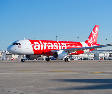 Best Budget Airlines: AirAsia