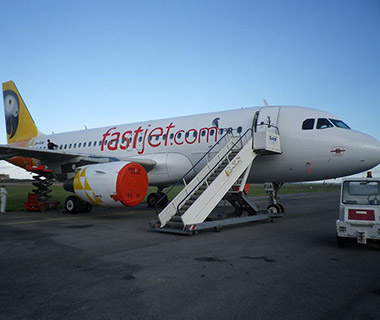 Best Budget Airlines: FastJet