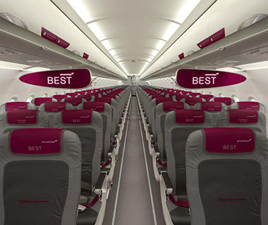 Best Budget Airlines: Germanwings