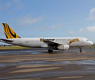 Best Budget Airlines: Tiger Air