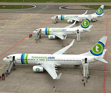 Best Budget Airlines: Transavia