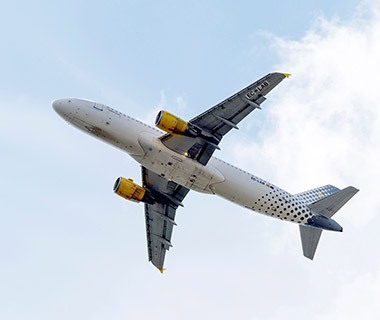 Best Budget Airlines: Vueling