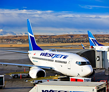 Best Budget Airlines: WestJet