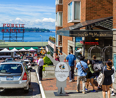 A Local Shares Favorite Seattle Hotels: Inn at the Market