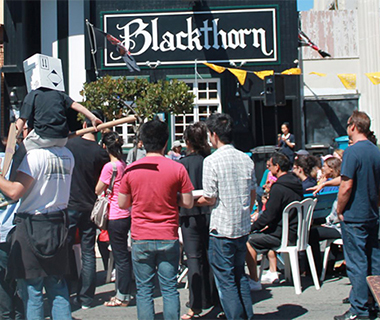 Best Sports Bars in America: Blackthorn, San Francisco