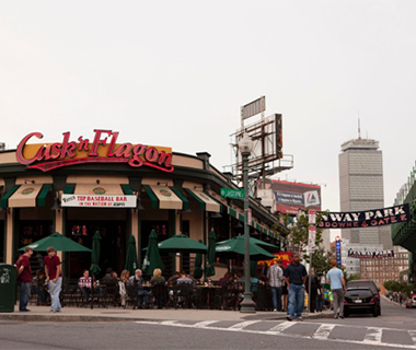 Cask 'n Flagon, Boston