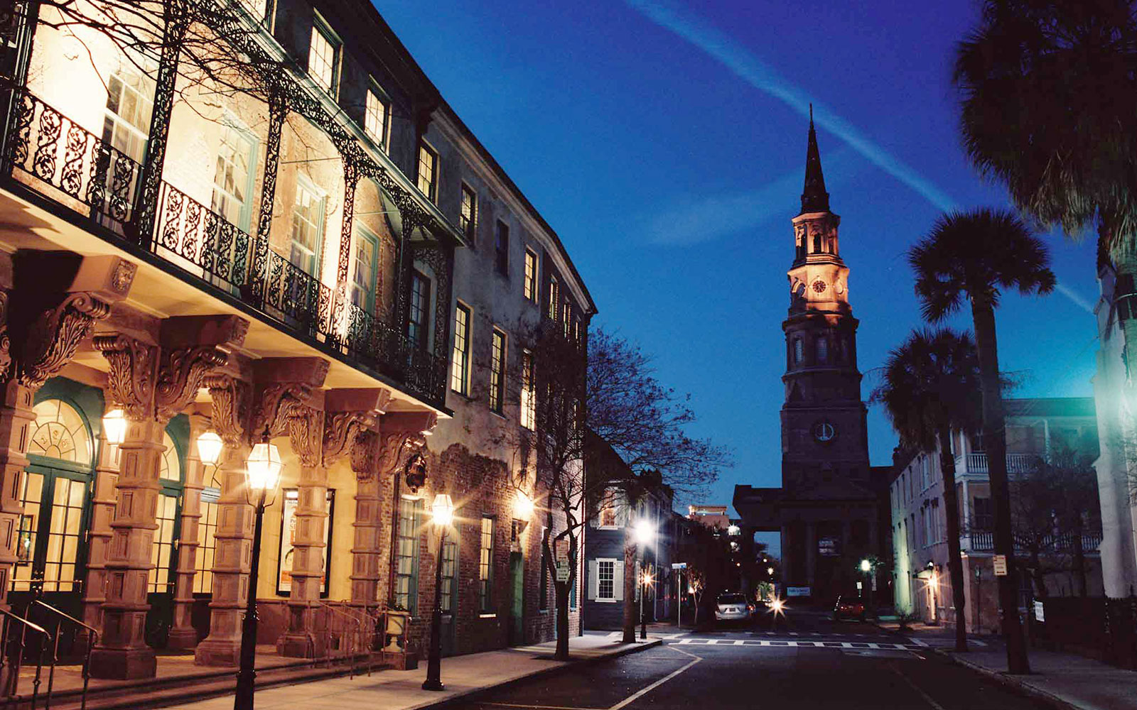 Most Romantic Fall Getaways: Charleston, SC