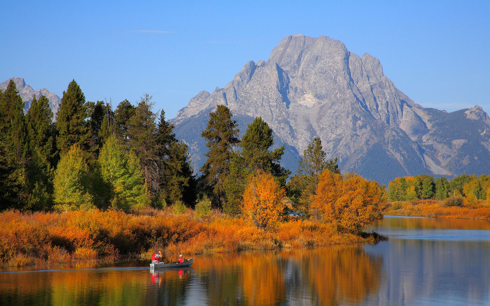 Most Romantic Fall Getaways: Jackson Hole, WY
