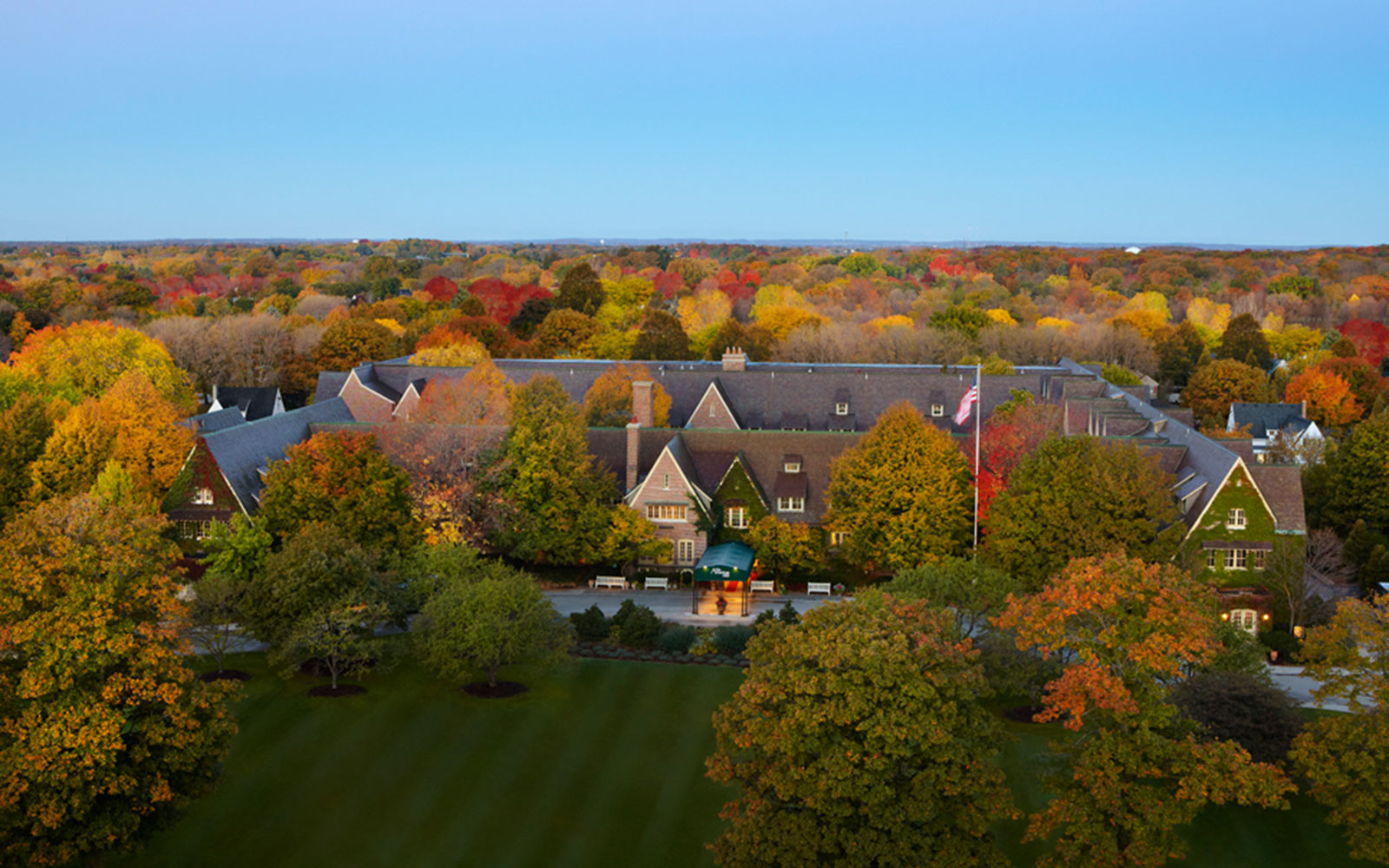 Most Romantic Fall Getaways: Kohler, WI