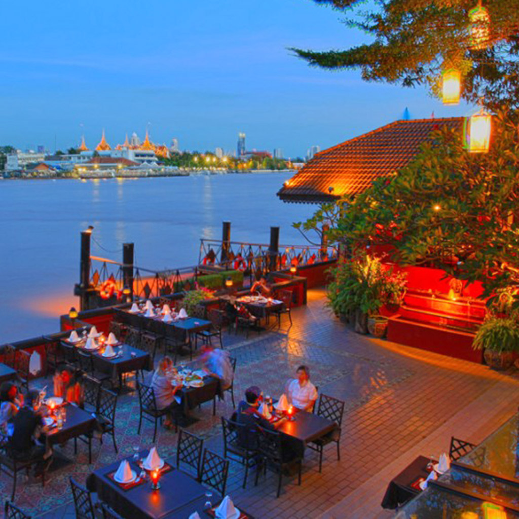 Top Spots for Riverfront Dining in Bangkok