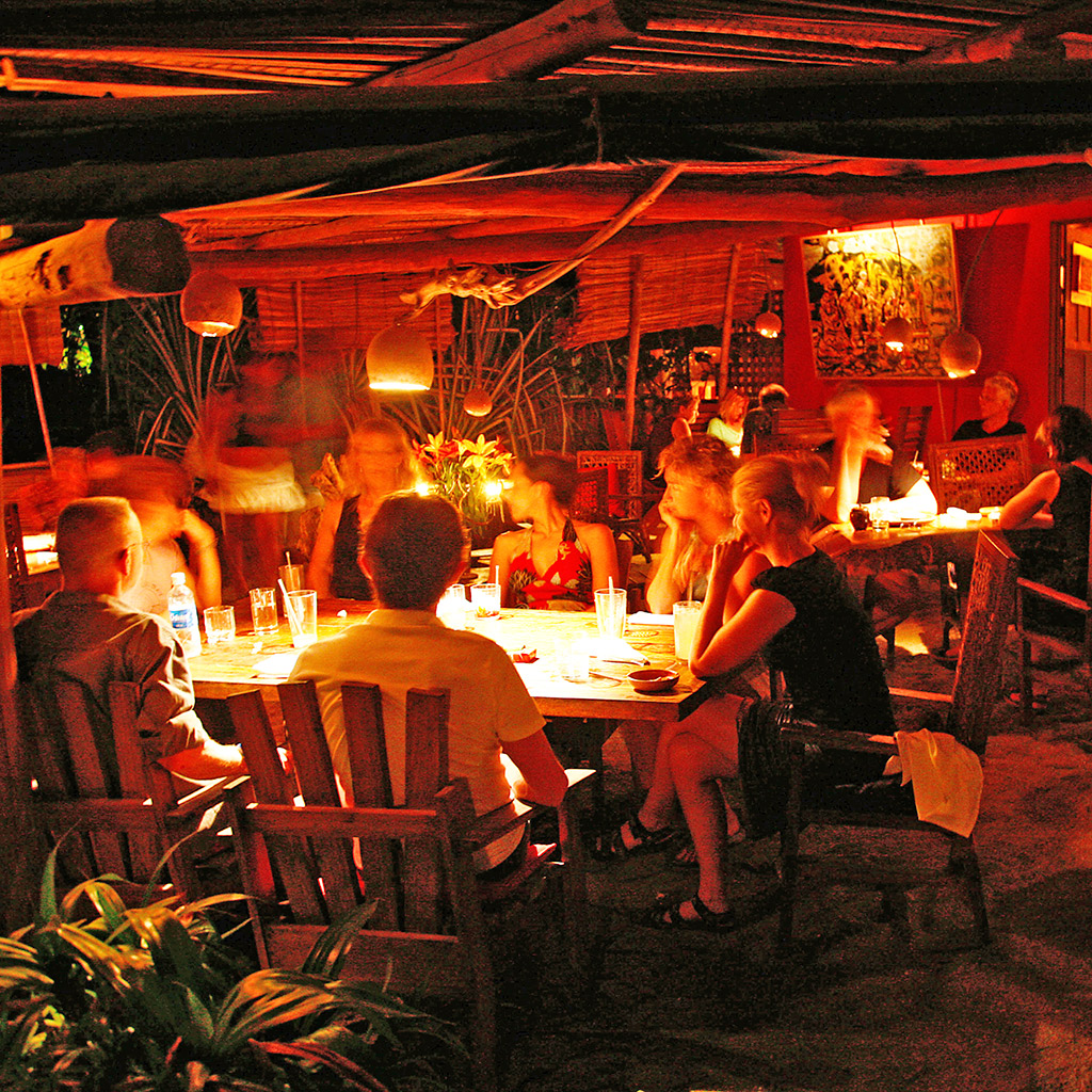 Best Romantic Restaurants in Costa Rica