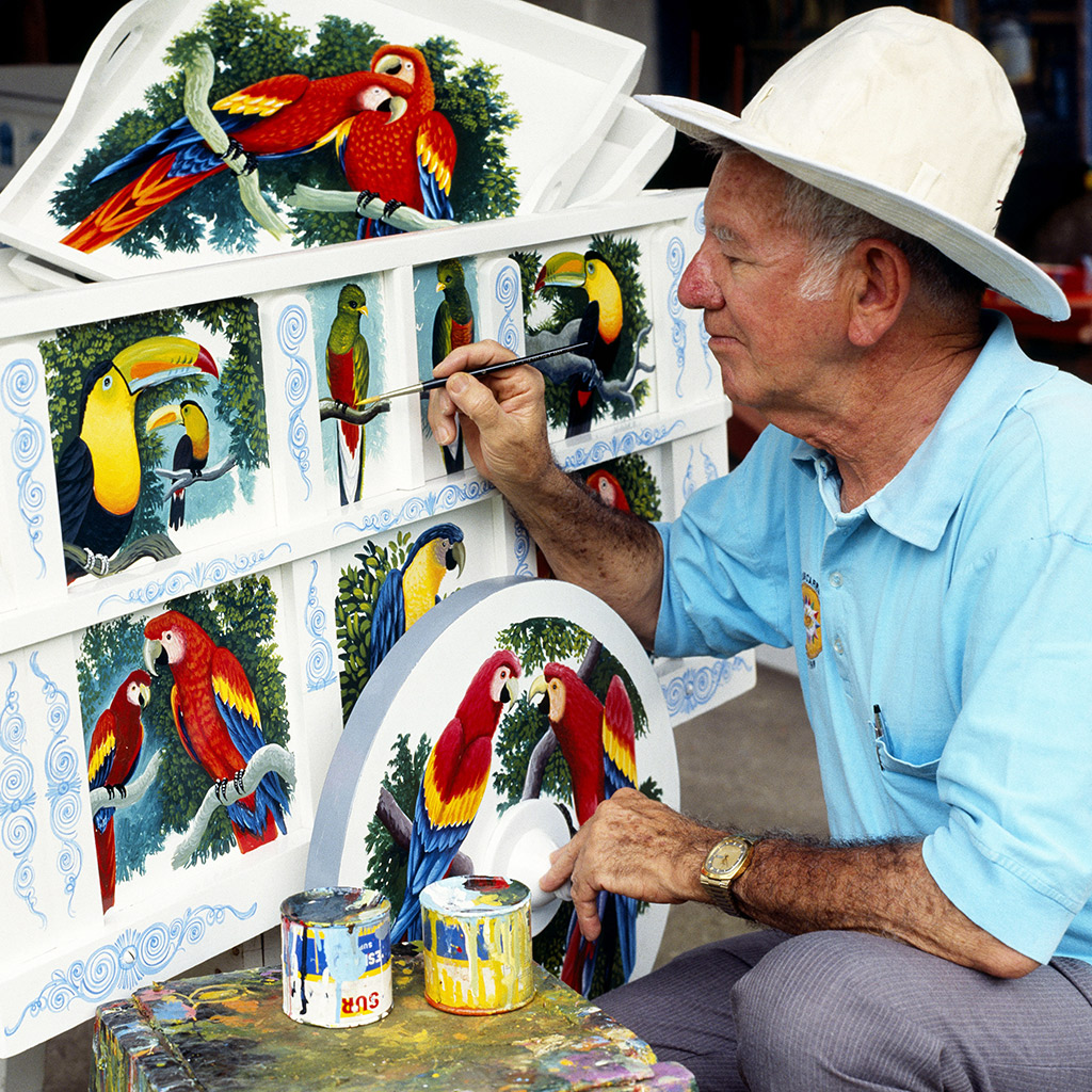 Places to See Art in Costa Rica