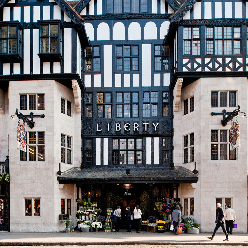 Best Department Stores in London