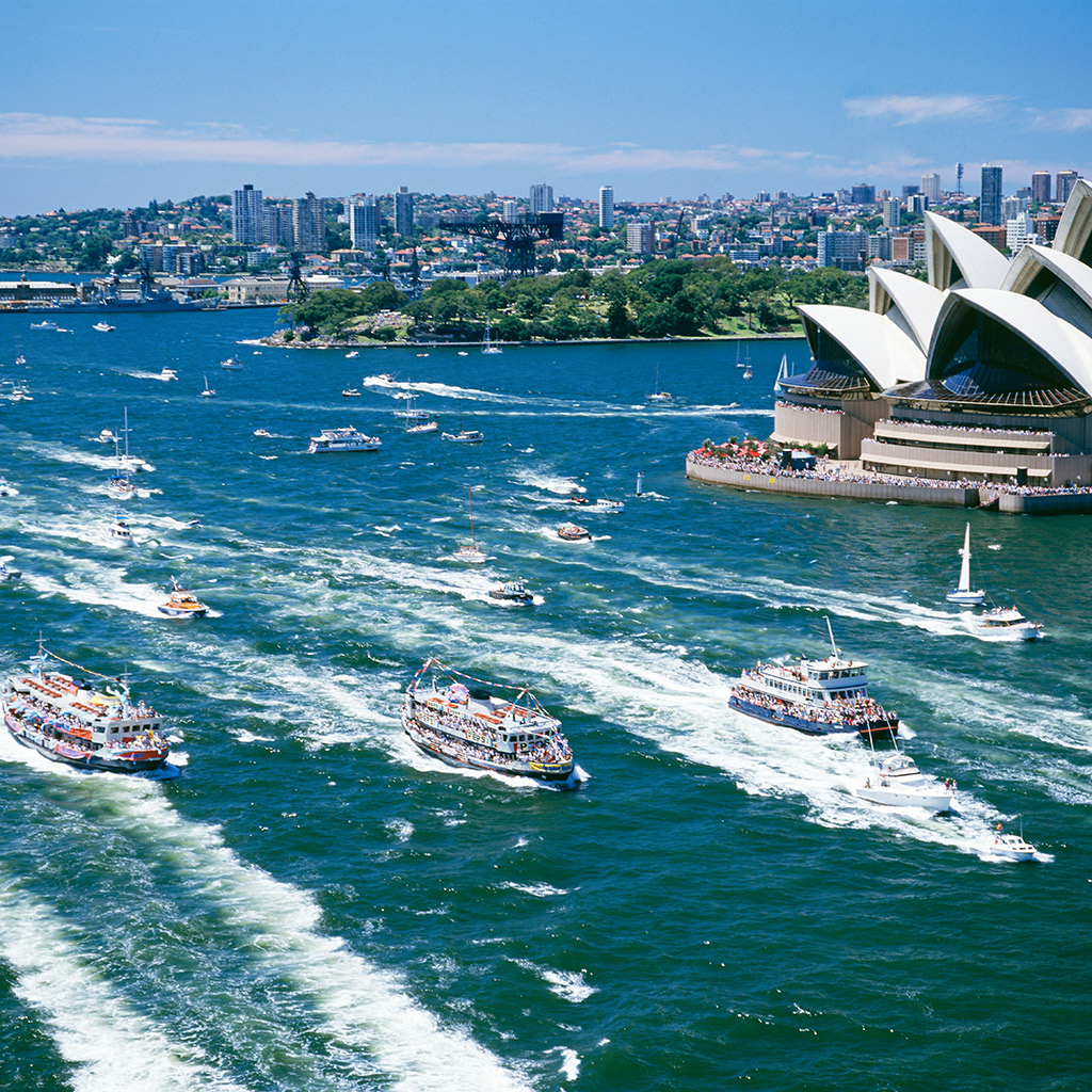 Best Water Sports in Sydney