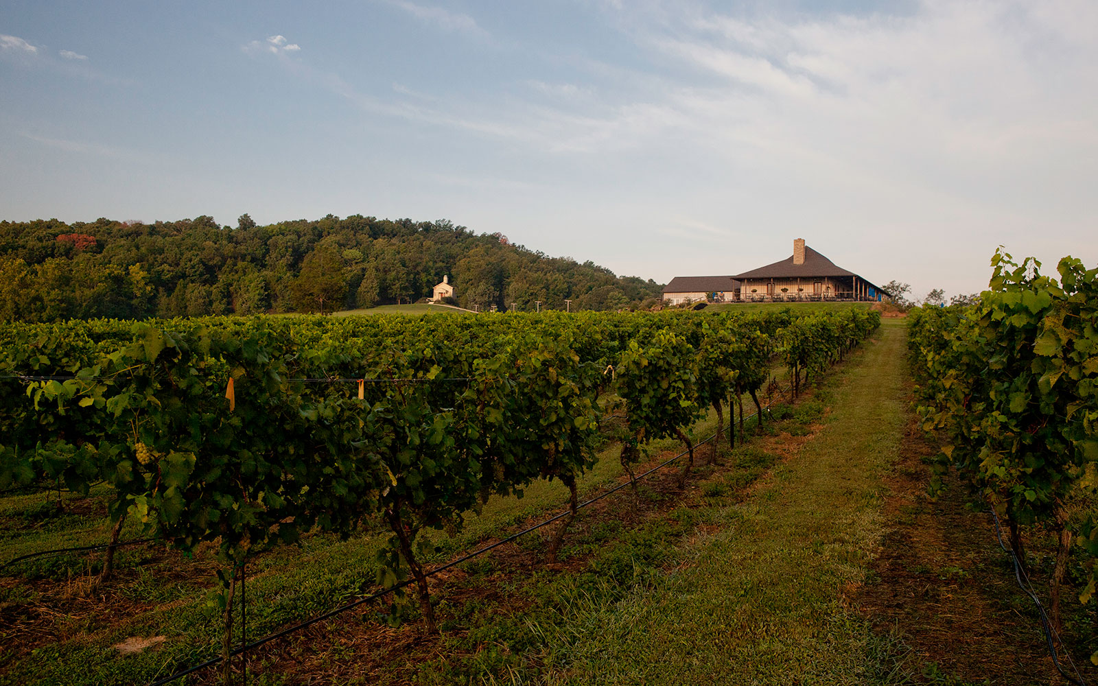 Most Romantic Fall Getaways: Missouri Wine Country