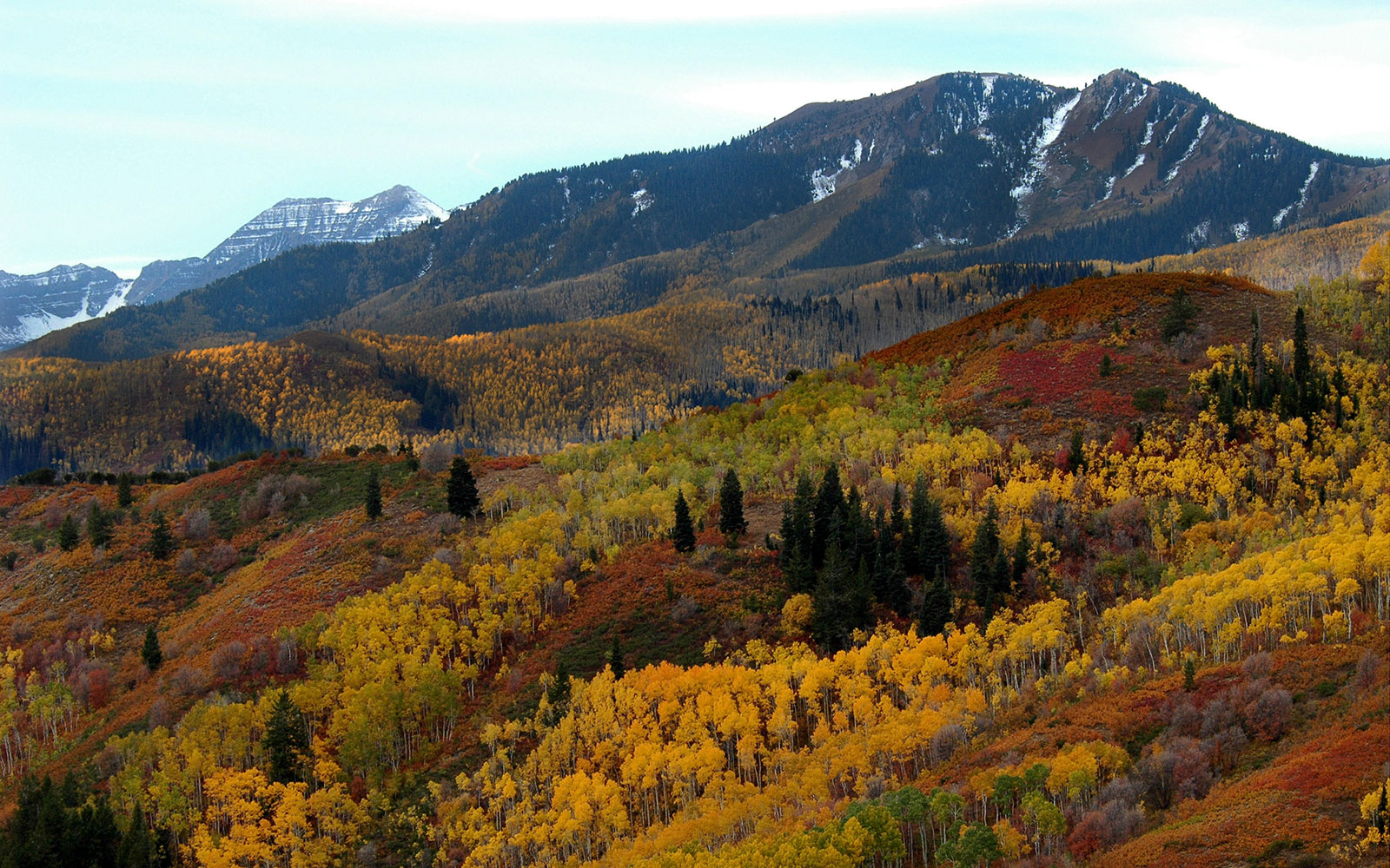 Most Romantic Fall Getaways: Park City, UT