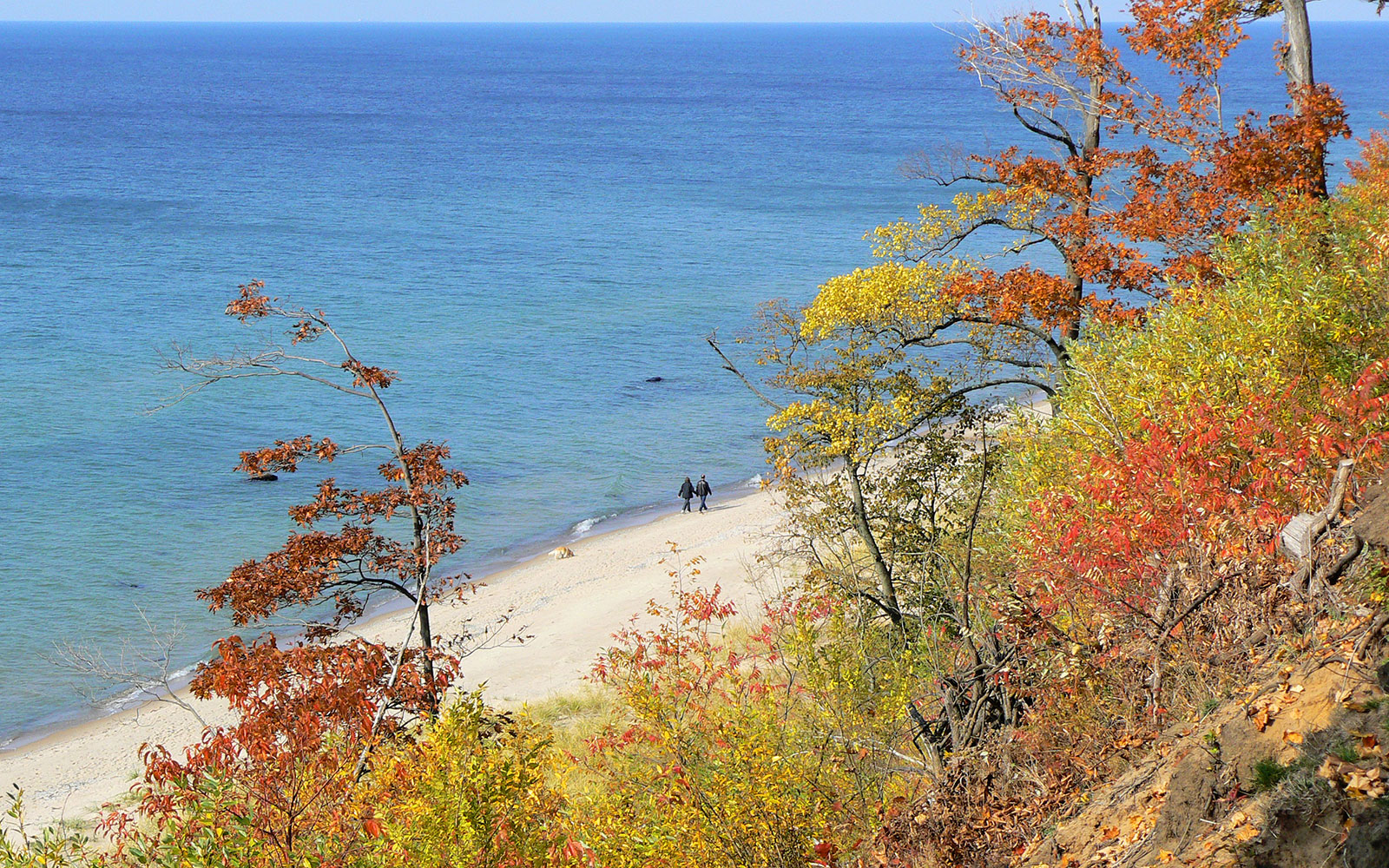 Most Romantic Fall Getaways: Saugatuck, MI