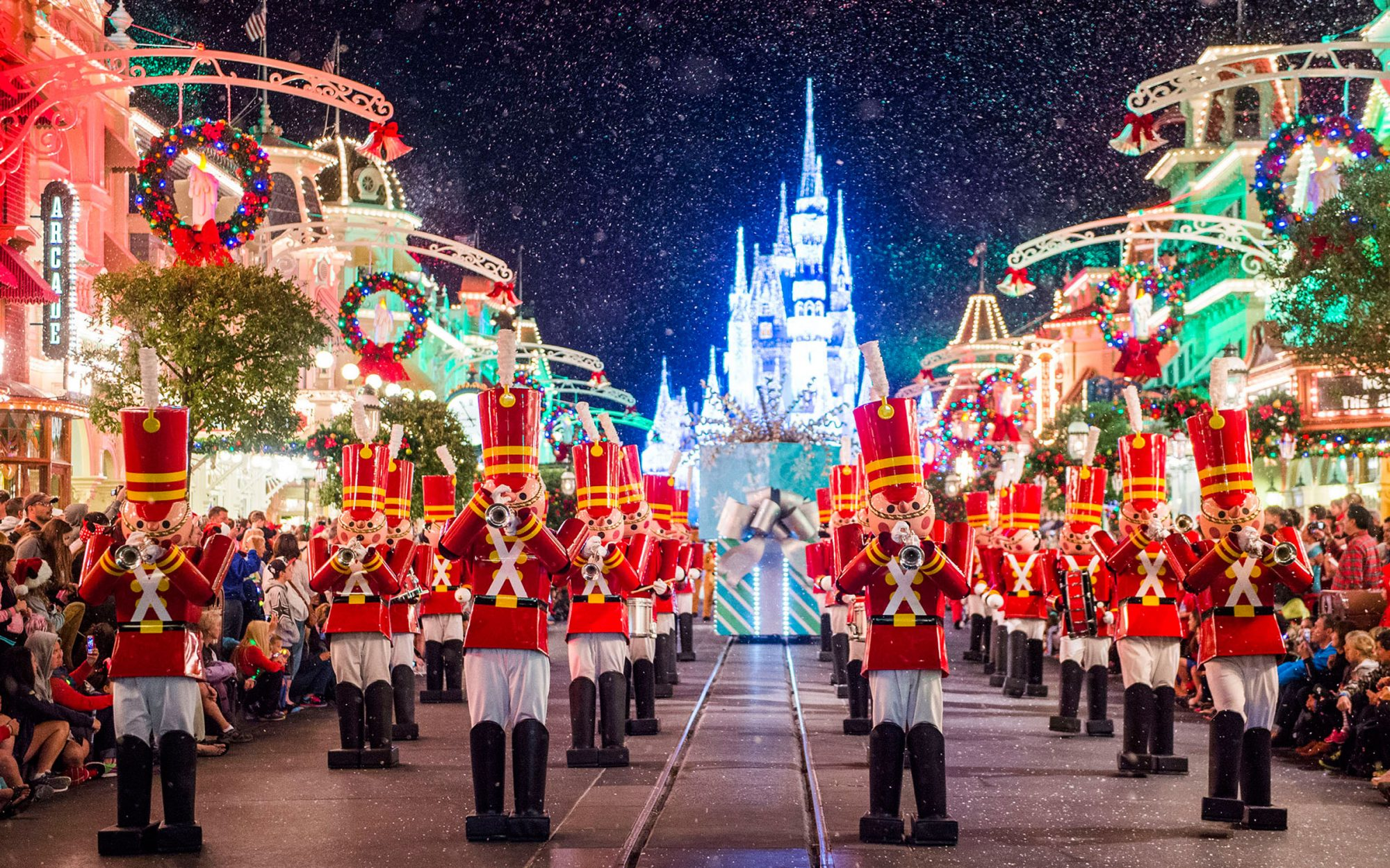 Disney Christmas Travel Tips: Consider Mickey's Very Merry Christmas Party