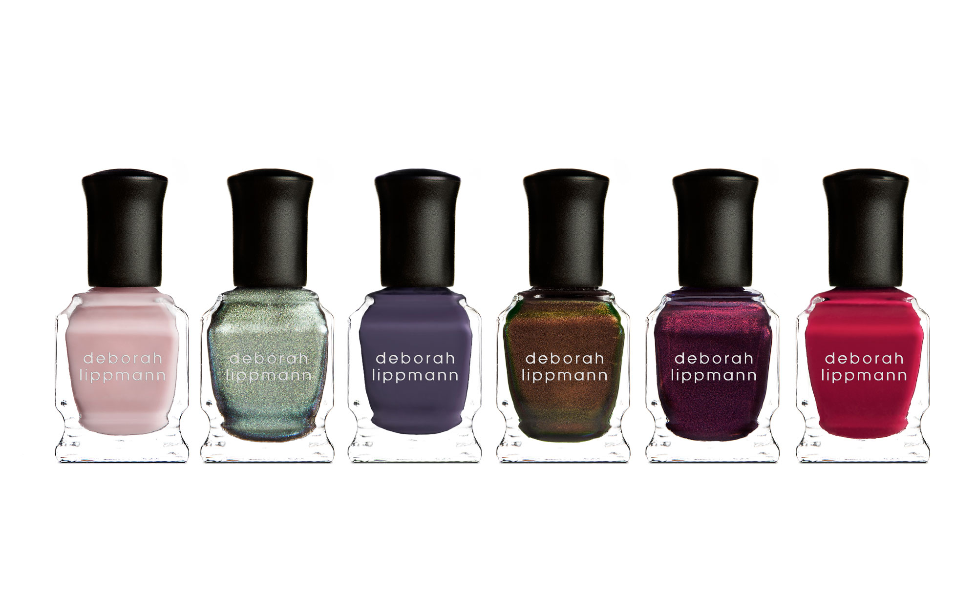 Best Beauty Gifts for Travelers: Deborah Lippmann I've Gotta Be Me 6-Piece Nail Lacquer Set