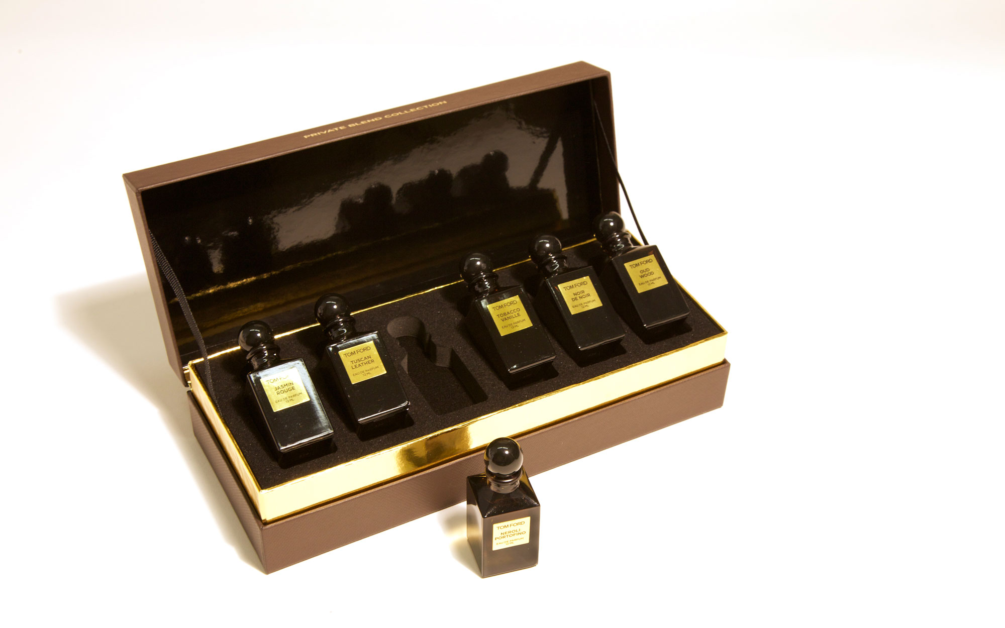 Best Beauty Gifts for Travelers: Tom Ford Private Blend Collection Set