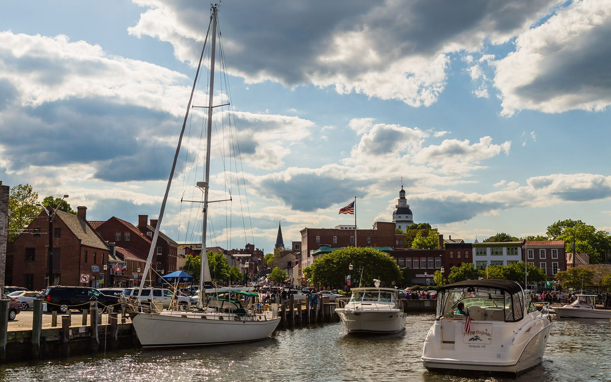 America's Best College Towns: Annapolis, MD