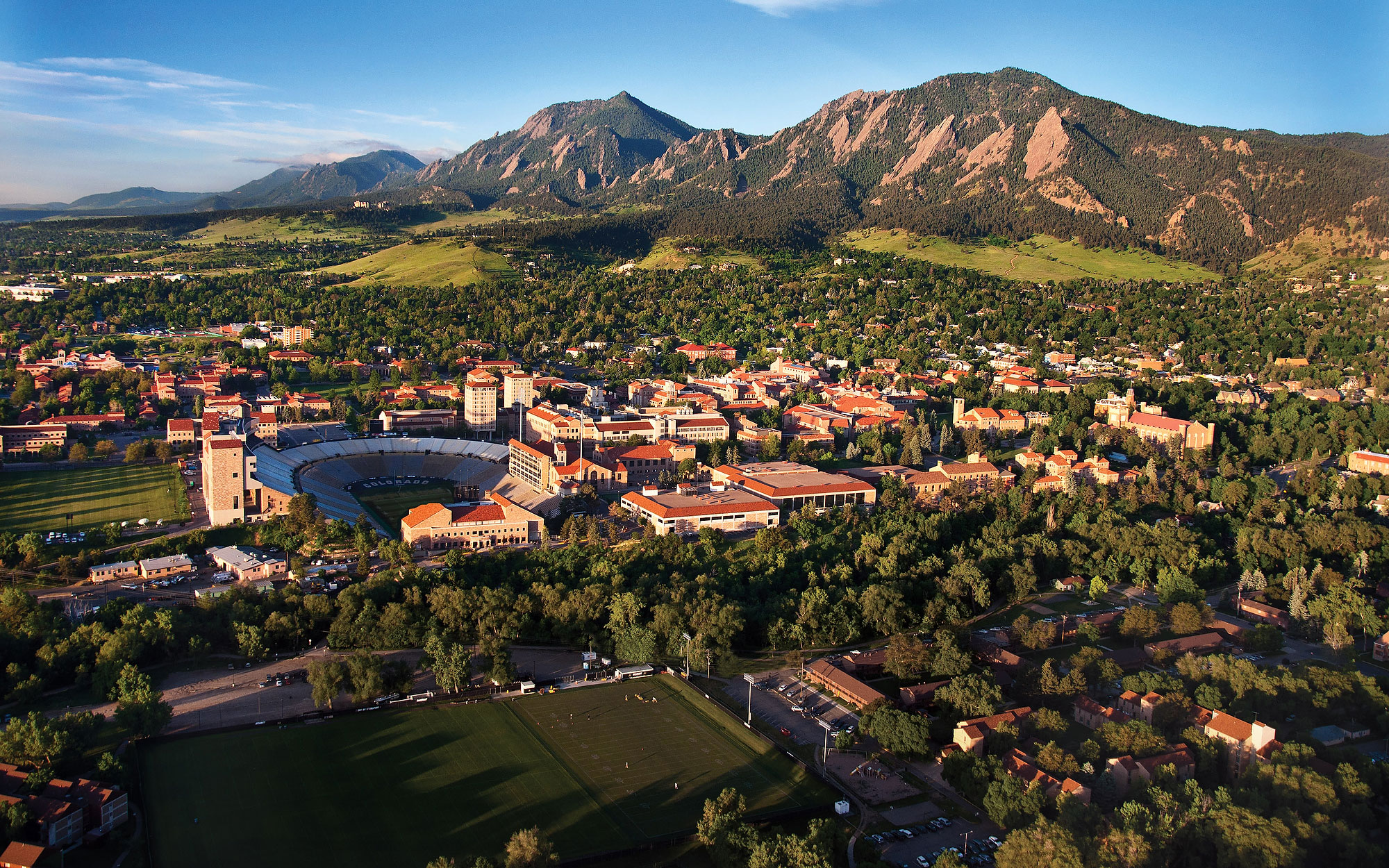 America's Best College Towns: Boulder, CO