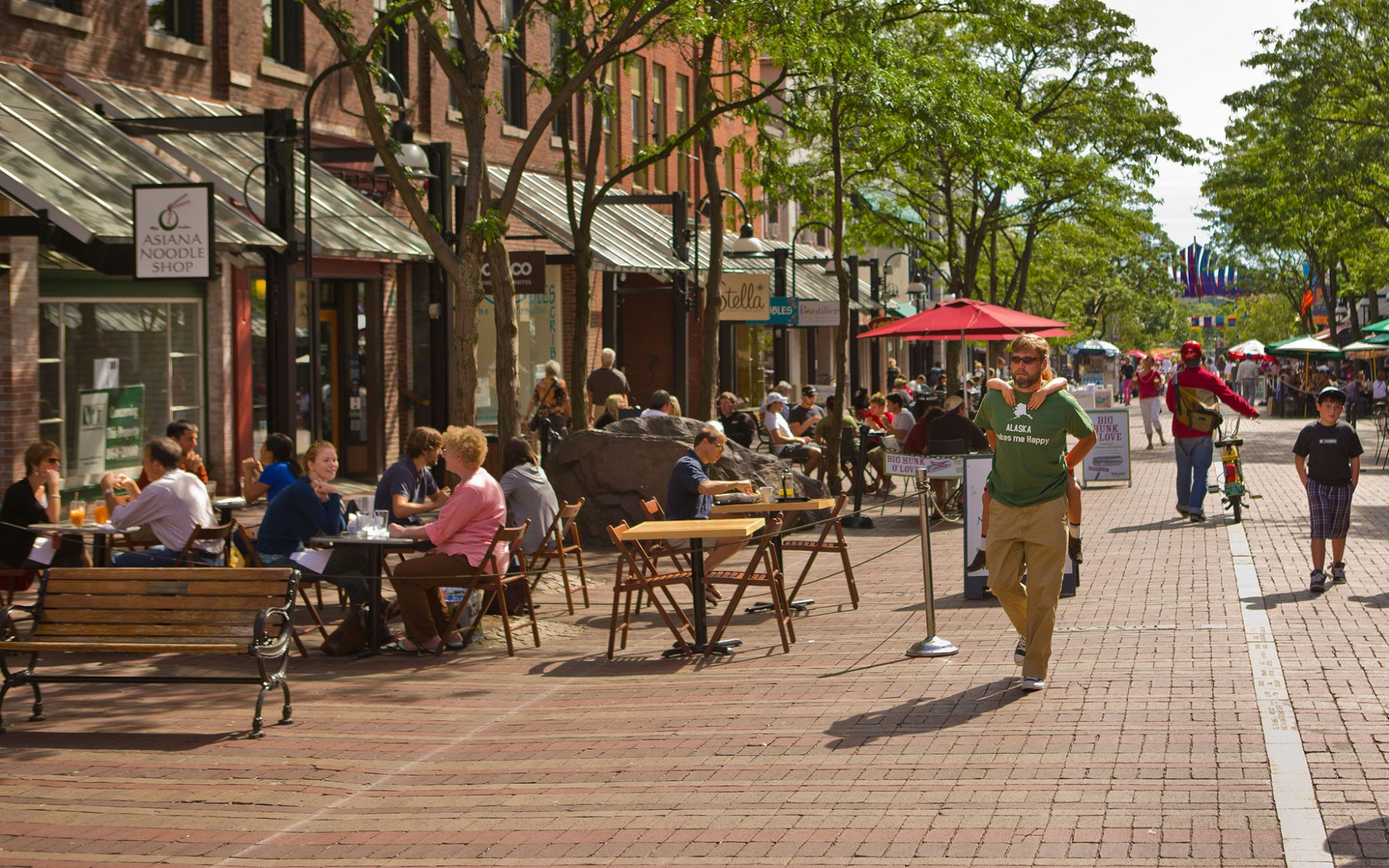 America's Best College Towns: Burlington, VT