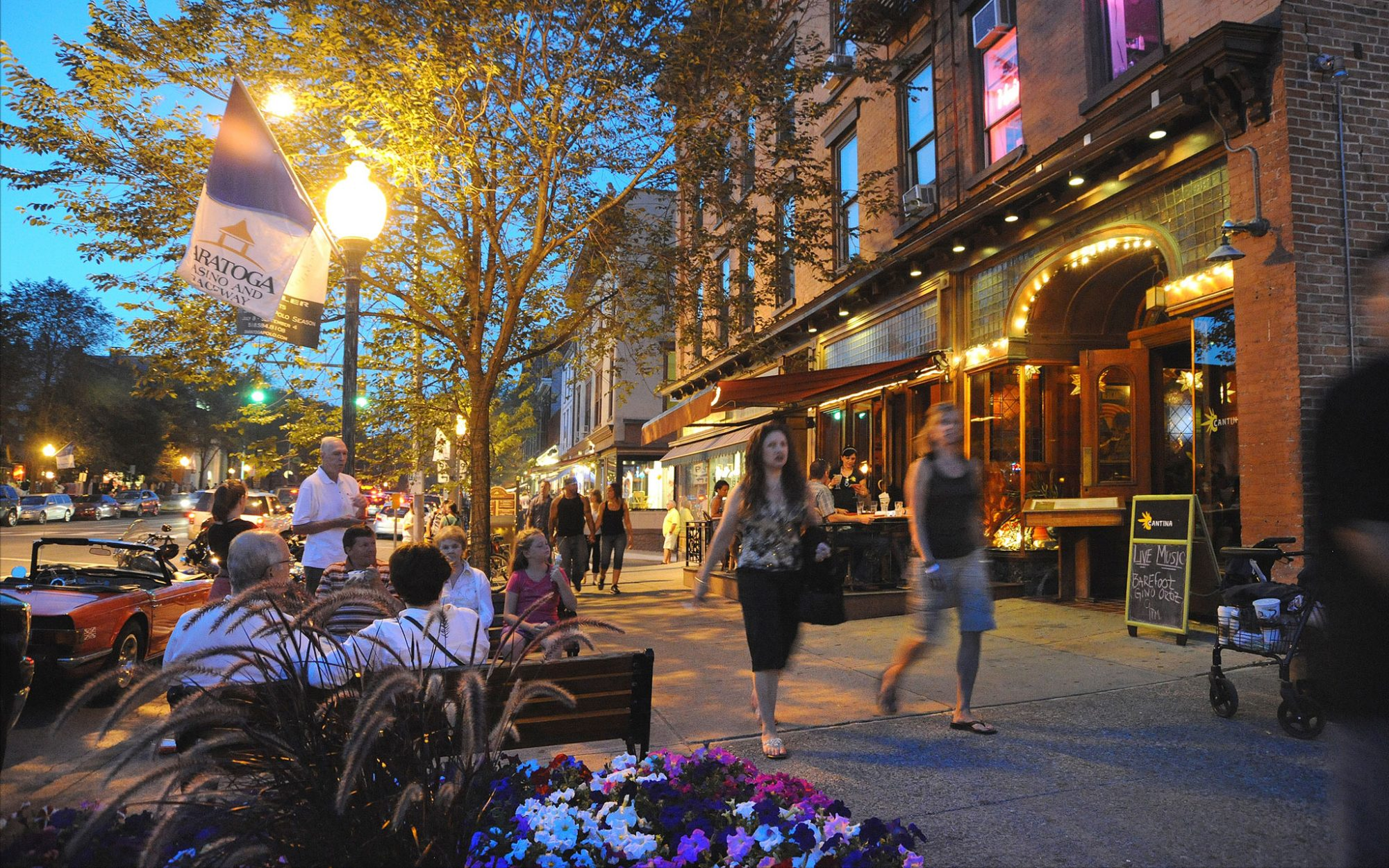 America's Best College Towns: Saratoga Springs, NY