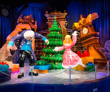 Disney Christmas Travel Tips: Buy ICE! Tickets in Advance
