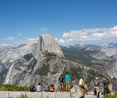 World's Most Amazing Cliffs: Half Dome, California