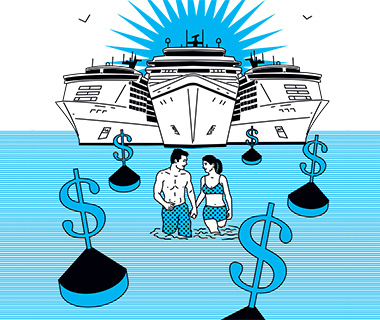 20 Ways to Travel Better: Tally Up Your Cruise Bill in Advance
