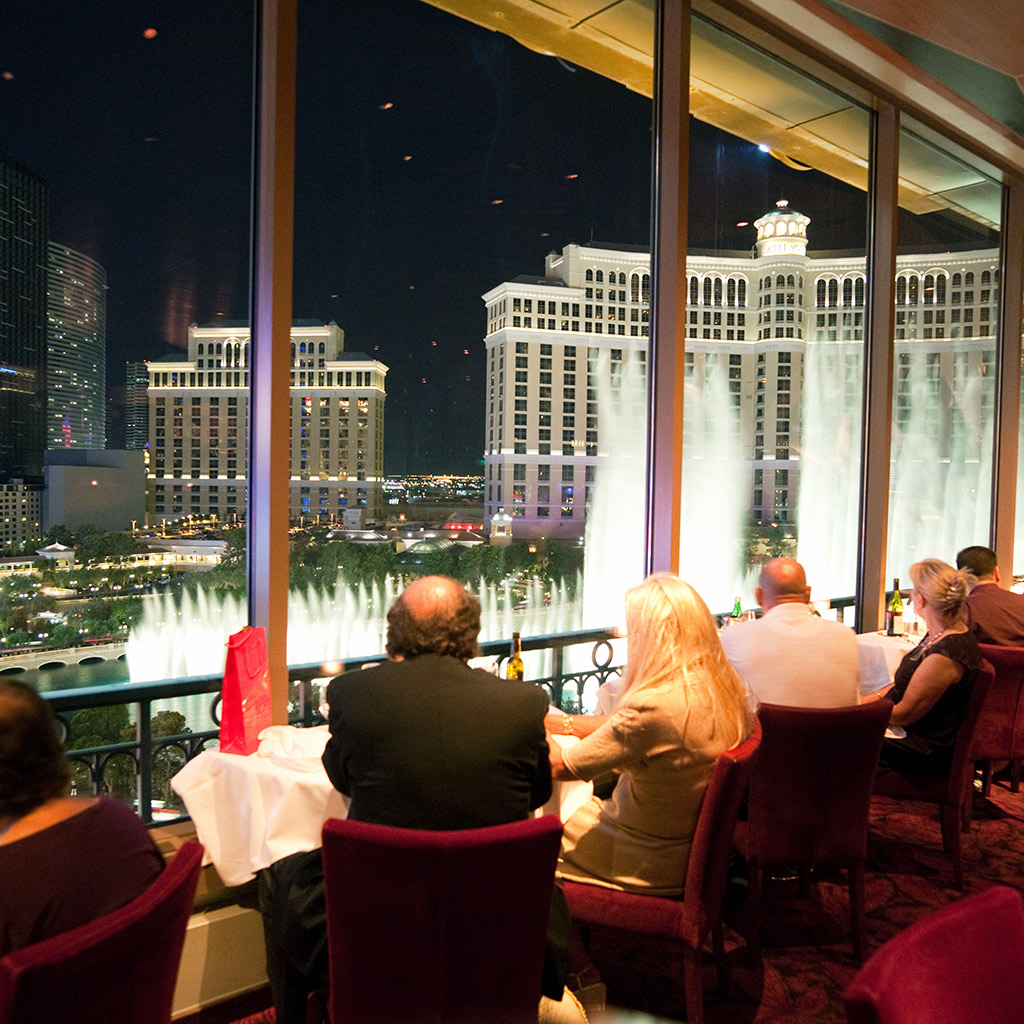 Most Romantic Restaurants in Las Vegas