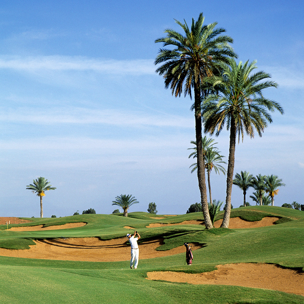 Best Golf Courses in Marrakesh
