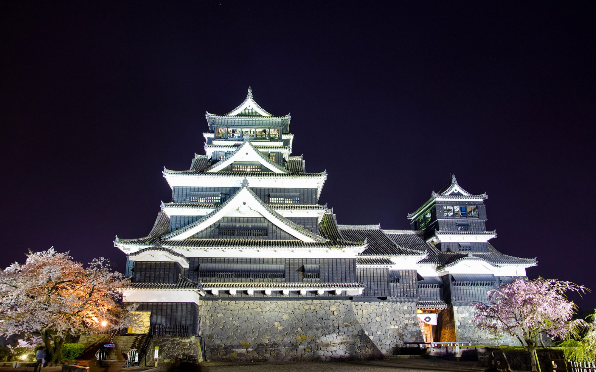 World's Most-Visited Castles: No. 12 Kumamoto Castle, Kumamoto, Japan