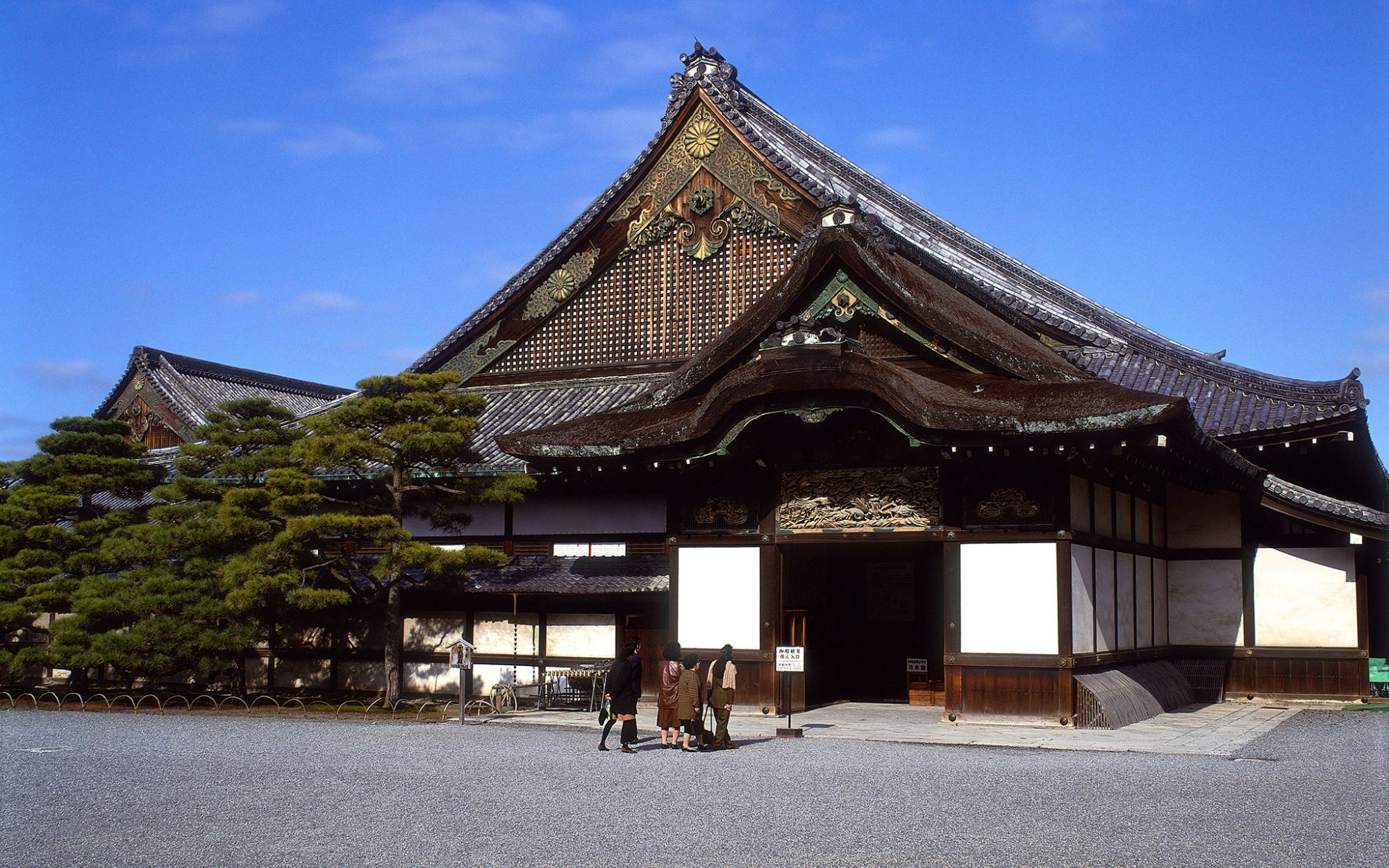 World's Most-Visited Castles: No. 16 Nijo Castle, Kyoto, Japan