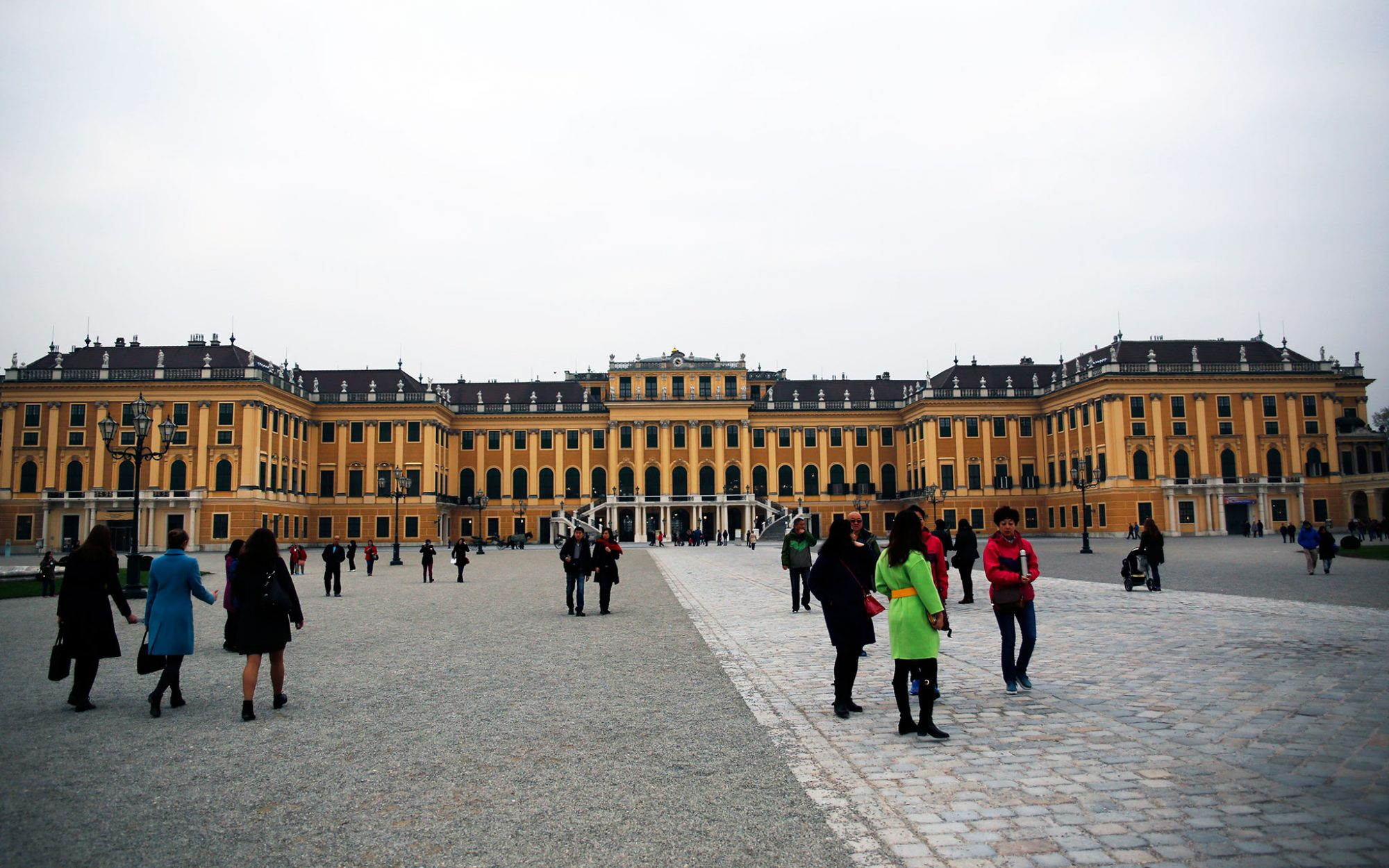 World's Most-Visited Castles: No. 8 Schönbrunn Palace, Vienna