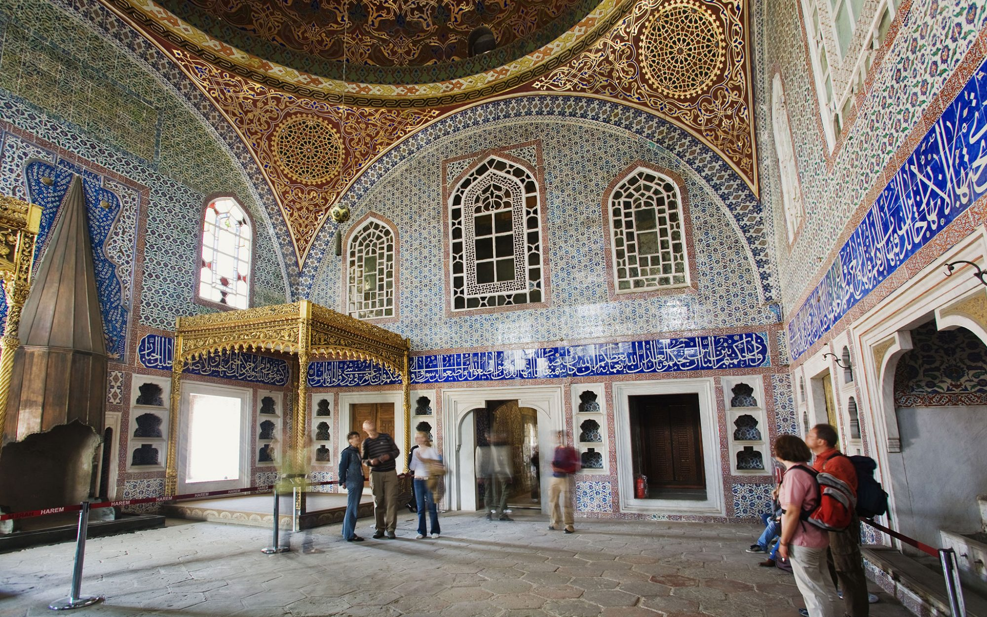 World's Most-Visited Castles: No. 5 Topkapi Palace, Istanbul