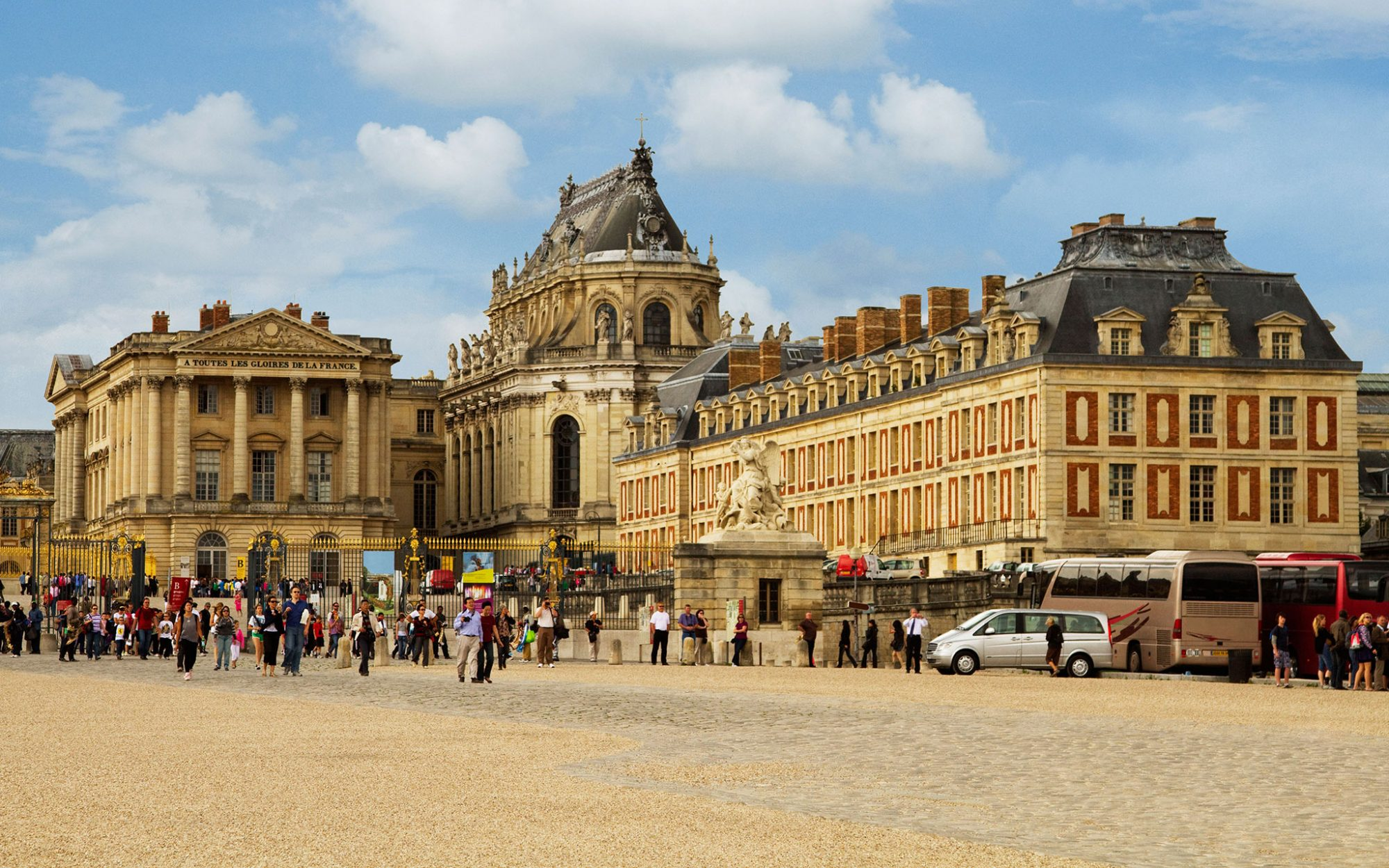 World's Most-Visited Castles: No. 4 Palace of Versailles, France