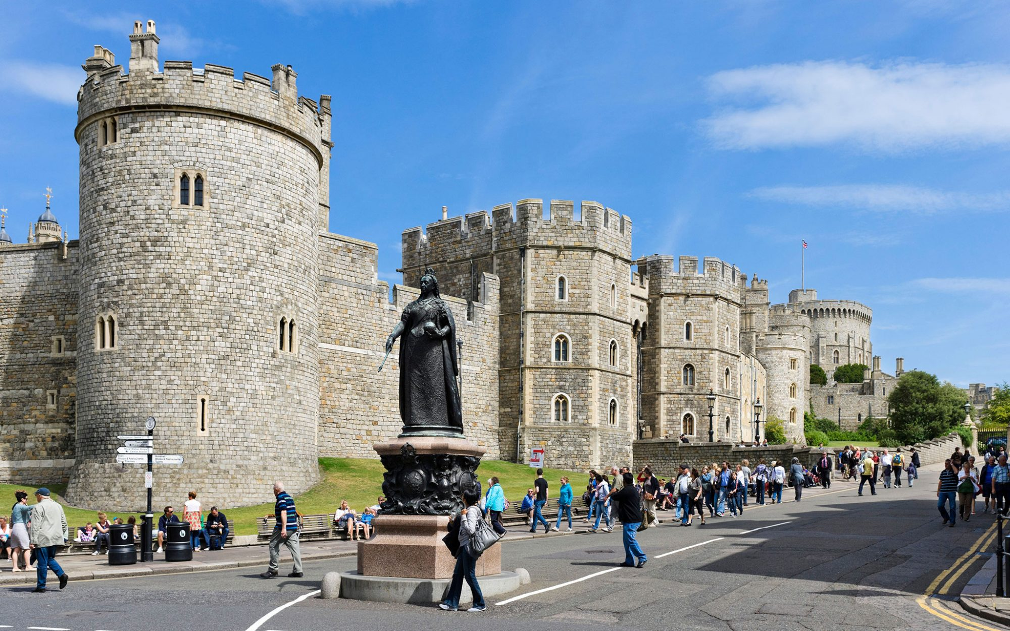 World's Most-Visited Castles: No. 19 Windsor Castle, Berkshire, United Kingdom