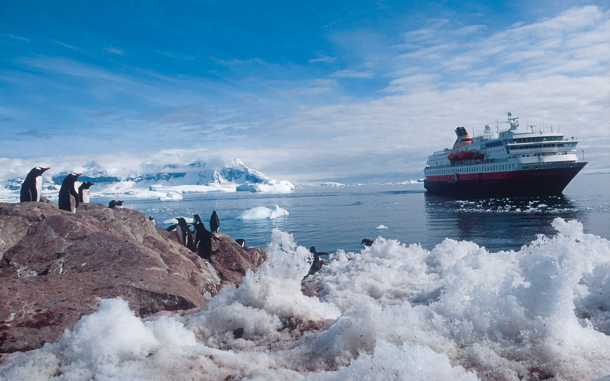 When to Cruise Where: Antarctica
