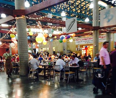 America's Best Food Halls: Market House at Nashville Farmers' Market