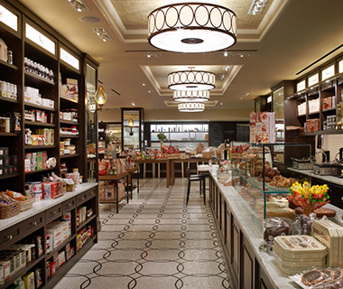 The Plaza Food Hall, New York