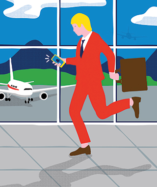Most Important Travel Trends of 2015: Airports Will Follow Your Every Move
