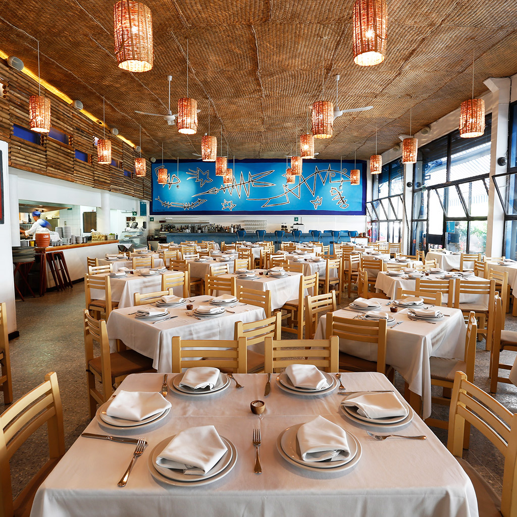 Best Seafood Restaurants in Mexico City