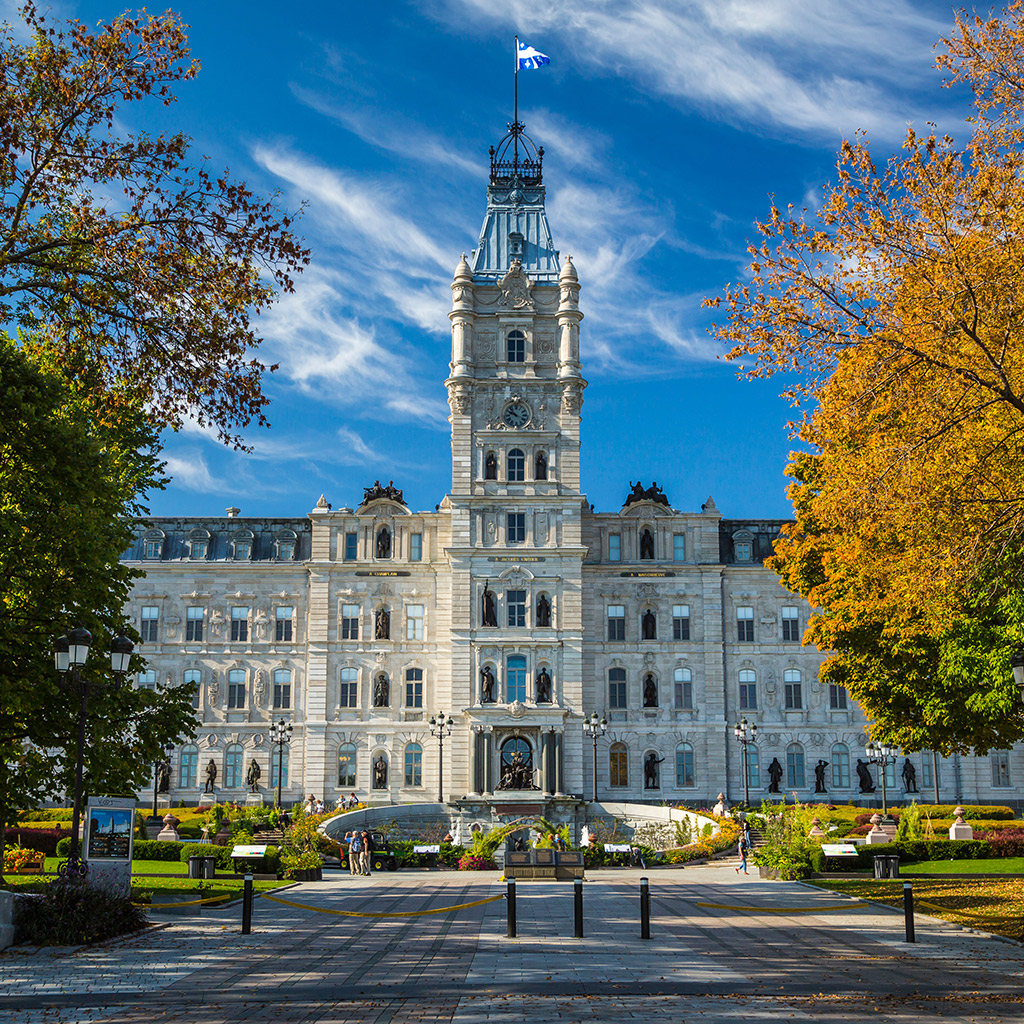 Top Historic Sights in Quebec City